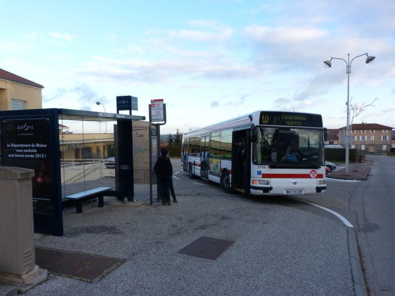 Lyon en lignes l 39 actualit des transports de lyon et sa - Lyon to geneva bus ...
